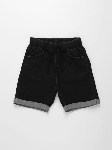 מכנסיים קצרים בסגנון ג'ינס / בנים של THE CHILDREN'S PLACE