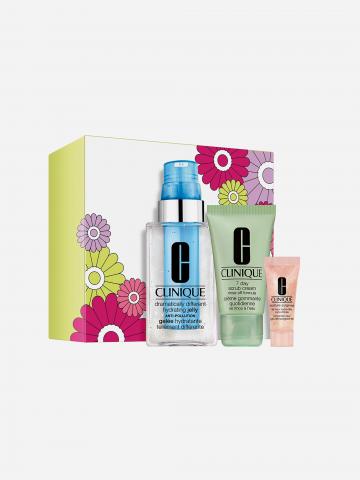 מארז למראה עור חלק Per Polished Skin Your Way של CLINIQUE
