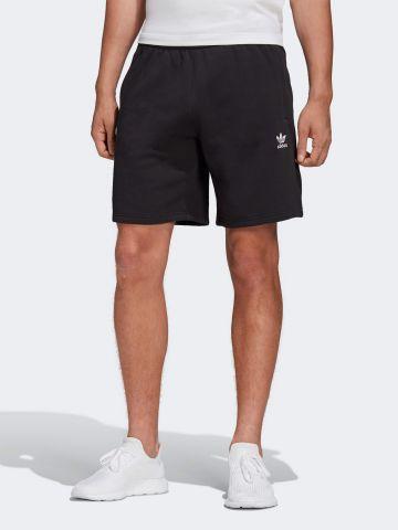 מכנסיים קצרים עם רקמת לוגו / גברים של ADIDAS Originals
