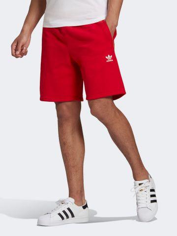 מכנסי טרנינג קצרים עם לוגו / גברים של ADIDAS Originals