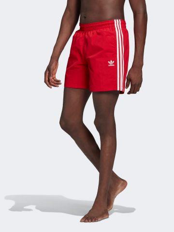 מכנסי בגד ים עם לוגו של ADIDAS Originals