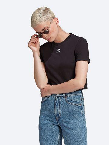 חולצת קרופ טופ / נשים של ADIDAS Originals