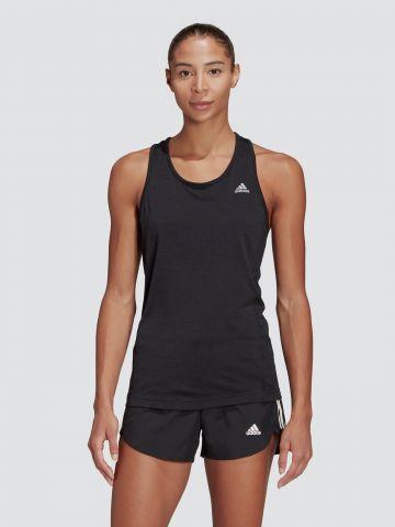 גופיית ריצה עם הדפס לוגו של ADIDAS Performance