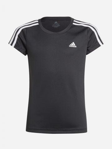 חולצת אימון עם הדפס לוגו / בנות של ADIDAS Performance