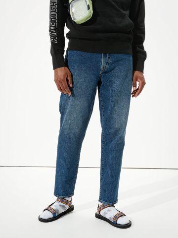 ג'ינס ווש בגזרת Loose של AMERICAN EAGLE
