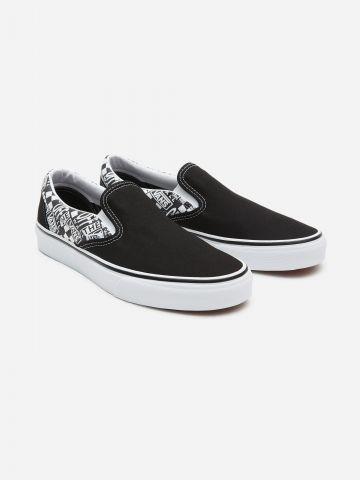נעלי סניקרס בהדפס / גברים של VANS