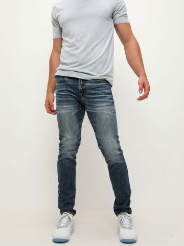 ג'ינס עם שפשופים Medium Clean Athletic Skinny של AMERICAN EAGLE