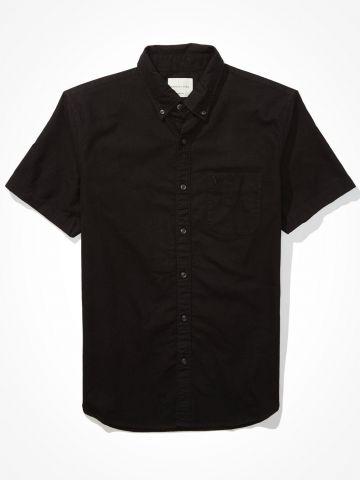 חולצה מכופתרת קצרה / גברים של AMERICAN EAGLE