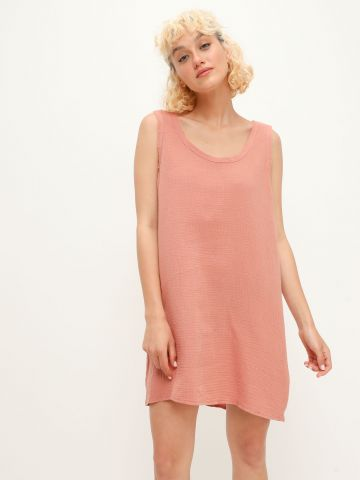 שמלת מיני טטרה של TERMINAL X