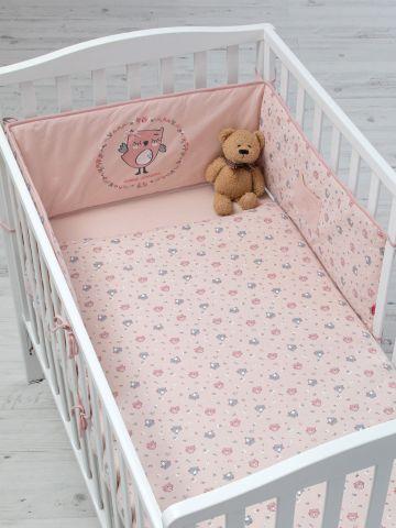 סט למיטת תינוק / בייבי בנות של SHILAV
