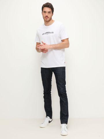 ג'ינס בגזרת Slim של LEVIS