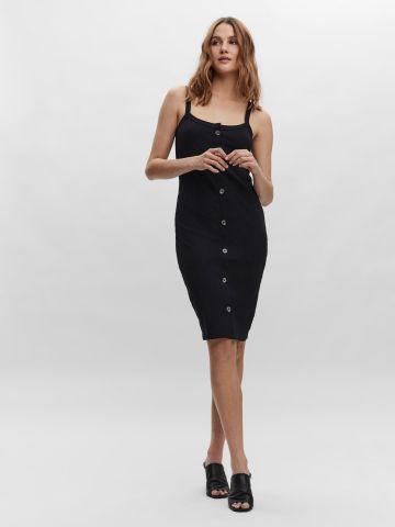 שמלת מכופתרת של VERO MODA