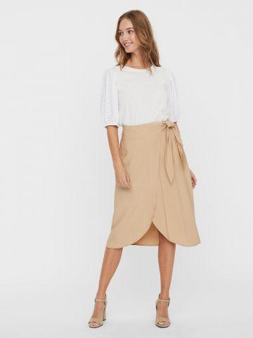 חצאית מידי מעטפת של VERO MODA