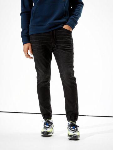 מכנסיים בסגנון ג'ינס / גברים של AMERICAN EAGLE