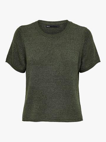 חולצה מבד סריג / נשים של ONLY