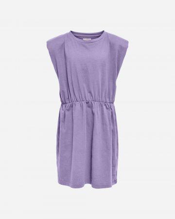 שמלה עם כתפיות מרופדות / בנות של KIDS ONLY