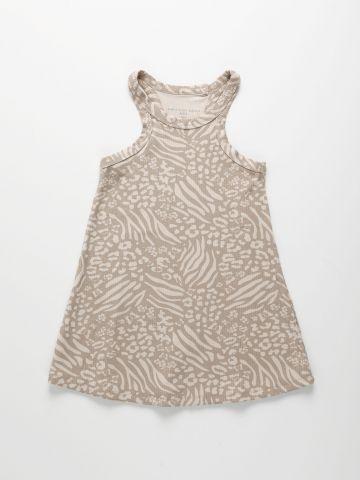 שמלת ריב קולר בהדפס / בנות של AMERICAN EAGLE