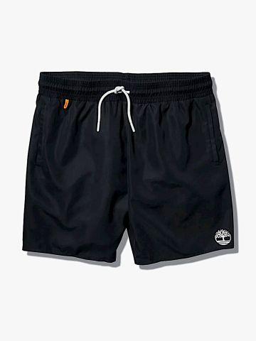 מכנסי בגד ים עם כיסים ולוגו / גברים של TIMBERLAND