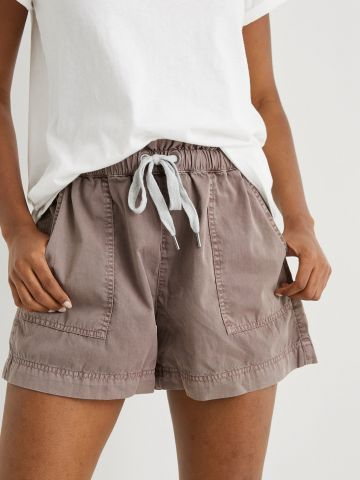 מכנסיים קצרים עם כיסים של AERIE