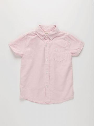 חולצה מכופתרת עם כיס / בנים של AMERICAN EAGLE