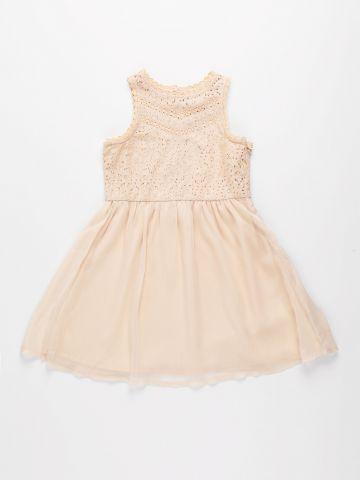 שמלה רחבה עם תחרה / בנות של AMERICAN EAGLE