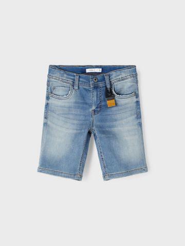 מכנסי ג'ינס קצרים / בנים של NAME IT
