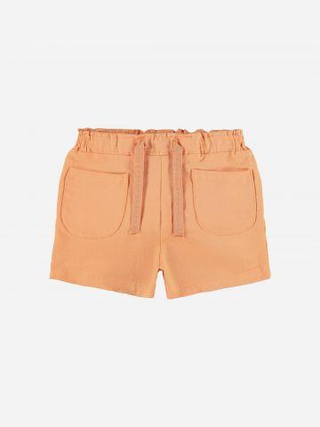 מכנסיים קצרים עם כיסים / 9M-5Y של NAME IT