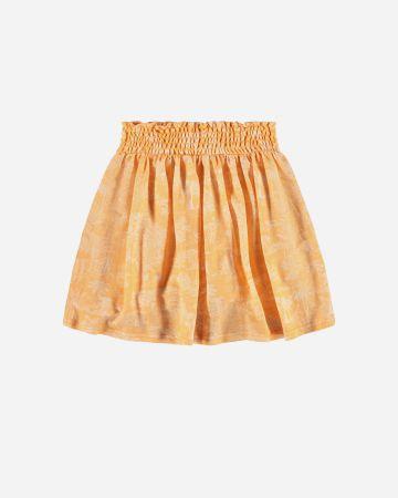 חצאית קצרה בהדפס / בנות של NAME IT