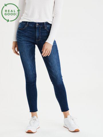 ג'ינס סקיני קרופ Ne(x)t Level High-Waisted של AMERICAN EAGLE