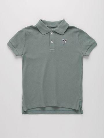 חולצת פולו עם לוגו / בנים של AMERICAN EAGLE