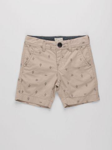 מכנסיים קצרים בהדפס קקטוסים / בנים של AMERICAN EAGLE