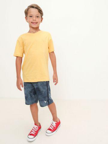 מכנסיים קצרים עם לוגו של AMERICAN EAGLE