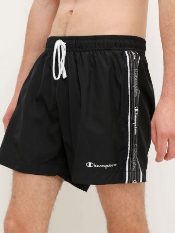 מכנסי בגד ים עם סטריפים של CHAMPION