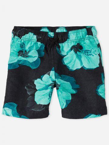 מכנסי בגד ים בהדפס פרחים / בנים של THE CHILDREN'S PLACE