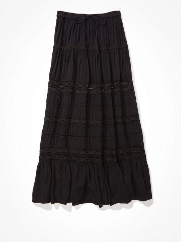 חצאית מידי קומות/נשים של AMERICAN EAGLE
