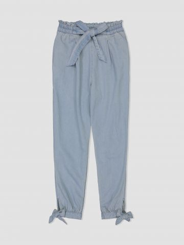 מכנסיים ארוכים / נשים של AMERICAN EAGLE