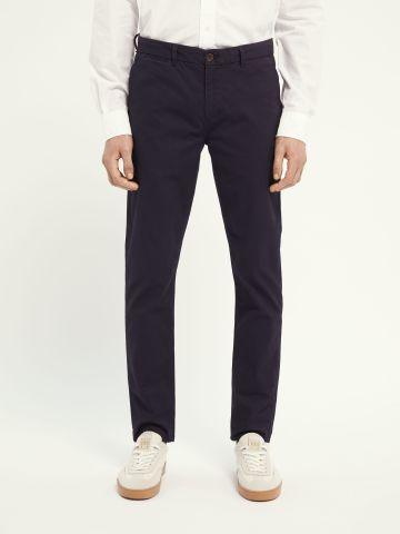 מכנסיים ארוכים בגזרת Slim של SCOTCH & SODA
