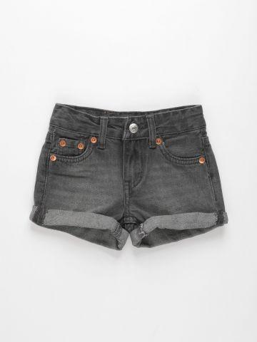 ג'ינס קצר Girlfriend Shorty / בנות של LEVIS