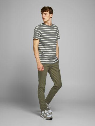 מכנסיים ארוכים Slim-Fit של JACK AND JONES