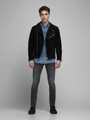 ג'ינס סקיני ווש של JACK AND JONES