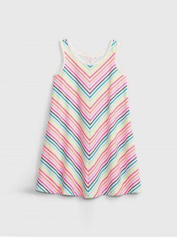 שמלה בהדפס פסים מולטי קולור / 12M-5Y של GAP