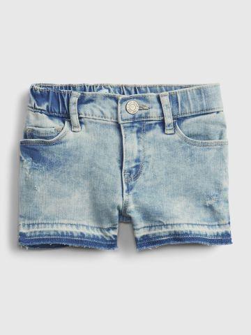 מכנסי ג'ינס ווש קצרים / 12M-5Y של GAP
