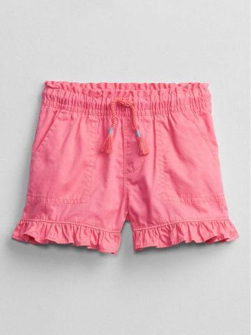 מכנסיים קצרים עם מלמלה / 12M-5Y של GAP
