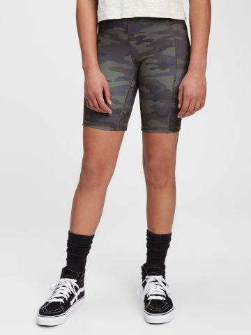מכנסי טייץ קצרים בהדפס / בנות של GAP