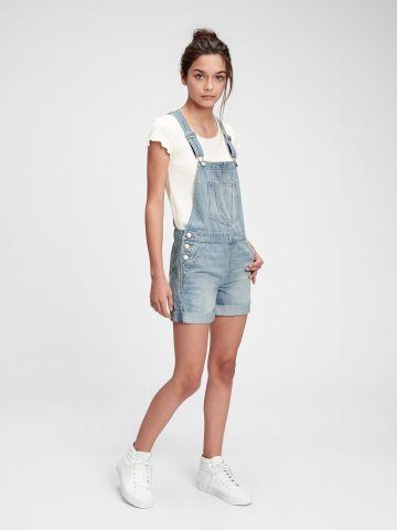 אוברול ג'ינס עם כיסים של GAP