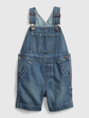 אוברול ג'ינס עם כיסים / 12M-5Y של GAP