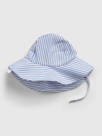 כובע באקט רחב שוליים לשחייה / בייבי בנות של GAP