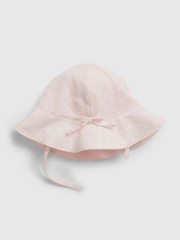 כובע בשילוב תחרה / 0M-2Y של GAP