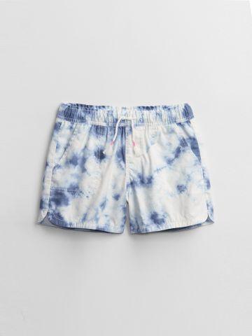 ג'ינס קצר בשילוב גדילים / בנות של GAP
