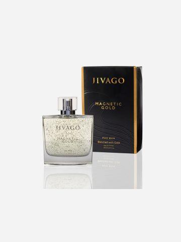 ג'יוואגו זהב ממגנט לגבר 100 מ״ל א.ד.פ Magnetic Gold של JIVAGO